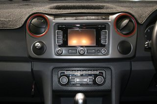 2015 Volkswagen Amarok 2H MY14 TDI420 Canyon (4x4) Orange 8 Speed Automatic Dual Cab Utility