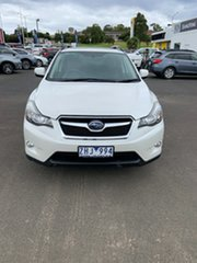 2012 Subaru XV G4X MY12 2.0i-S Lineartronic AWD Satin White 6 Speed Constant Variable Wagon.