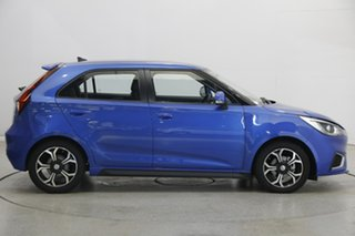 2020 MG MG3 SZP1 MY20 Excite Regal Blue 4 Speed Automatic Hatchback