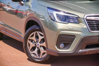 2021 Subaru Forester S5 2.5I-L Green Constant Variable SUV