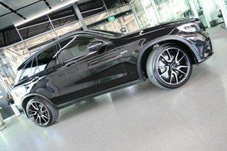 2019 Mercedes-Benz GLC-Class X253 800MY GLC43 AMG SPEEDSHIFT TCT 4MATIC Black 9 Speed.