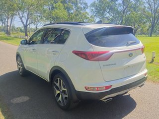 2017 Kia Sportage QL MY17 GT-Line AWD White 6 Speed Sports Automatic Wagon