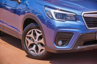 2021 Subaru Forester S5 2.5I-L Blue Constant Variable SUV