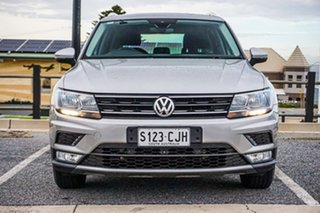 2016 Volkswagen Tiguan 5N MY16 118TSI DSG 2WD Silver 6 Speed Sports Automatic Dual Clutch Wagon