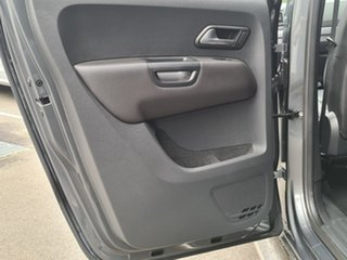 2018 Volkswagen Amarok ULIMATE Grey Automatic DC/CHASSIS