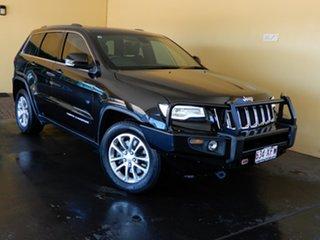 2015 Jeep Grand Cherokee WK MY15 Laredo (4x4) Black 8 Speed Automatic Wagon