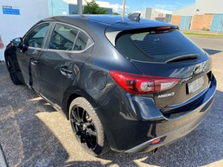 2014 Mazda 3 BM5238 SP25 SKYACTIV-Drive GT Black 6 Speed Sports Automatic Sedan.