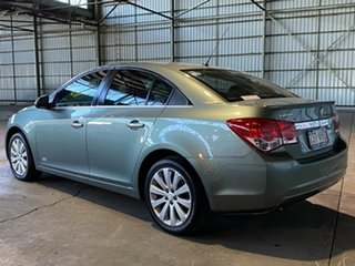 2014 Holden Cruze JH Series II MY14 Z Series Grey 6 Speed Sports Automatic Sedan