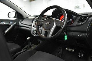 2009 Kia Cerato TD MY09 SLi White 4 Speed Sports Automatic Sedan
