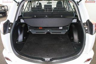 2016 Toyota RAV4 ZSA42R MY17 GX (2WD) Glacier White Continuous Variable Wagon