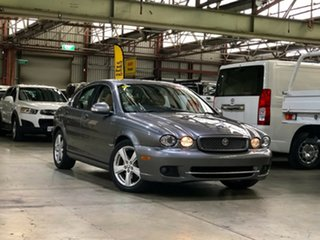 2008 Jaguar X-Type X400 MY08 LE Silver 5 Speed Automatic Sedan