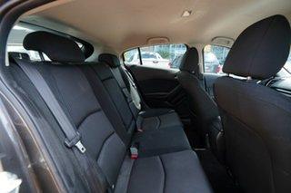 2014 Mazda 3 BM SP25 Grey 6 Speed Manual Hatchback