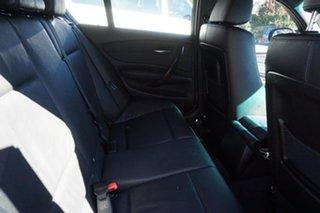 2010 BMW 1 Series E87 MY10 118d Steptronic Grey 6 Speed Sports Automatic Hatchback