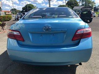 2006 Toyota Camry ACV40R Altise Blue 5 Speed Automatic Sedan