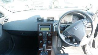 2007 Volvo S40 M Series MY07 S White 5 Speed Sports Automatic Sedan