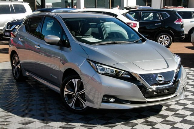 Used Nissan Leaf ZE1 Attadale, 2020 Nissan Leaf ZE1 Platinum 1 Speed Reduction Gear Hatchback