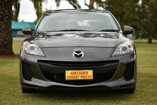 2012 Mazda 3 BL10F2 MY13 Neo Grey 6 Speed Manual Hatchback.