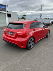 2013 Mercedes-Benz A-Class W176 A250 D-CT Sport Red 7 Speed Sports Automatic Dual Clutch Hatchback
