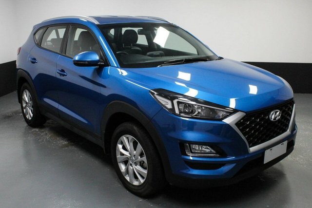 Used Hyundai Tucson TL3 MY19 Active X 2WD Cardiff, 2019 Hyundai Tucson TL3 MY19 Active X 2WD Blue 6 Speed Automatic Wagon