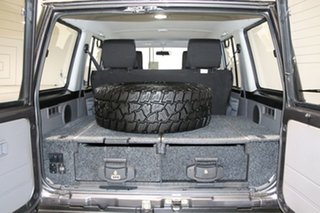 2018 Toyota Landcruiser VDJ76R GXL (4x4) Graphite 5 Speed Manual Wagon