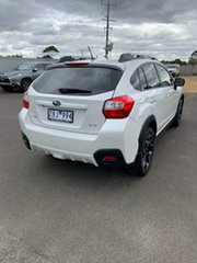 2012 Subaru XV G4X MY12 2.0i-S Lineartronic AWD Satin White 6 Speed Constant Variable Wagon