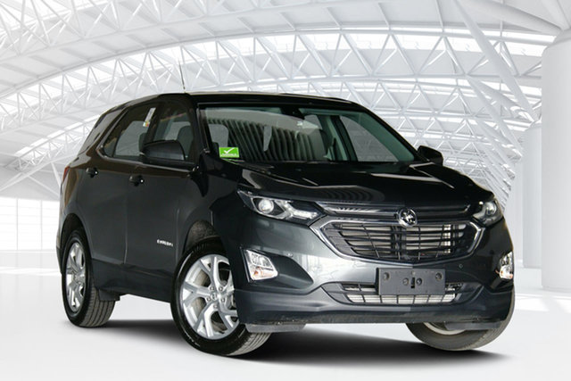 Used Holden Equinox EQ MY18 LT FWD Moorebank, 2018 Holden Equinox EQ MY18 LT FWD Grey 9 Speed Sports Automatic Wagon