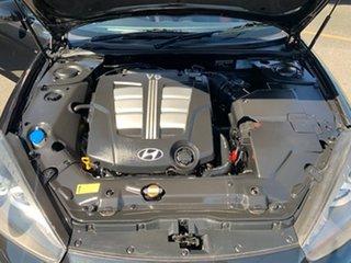 2007 Hyundai Tiburon MY07 V6 TS Black 4 Speed Auto Selectronic Coupe