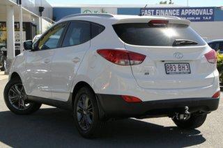 2014 Hyundai ix35 LM3 MY14 SE Polar White 6 Speed Manual Wagon.
