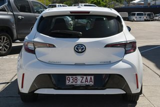 2019 Toyota Corolla ZWE211R Ascent Sport E-CVT Hybrid Glacier White 10 Speed Constant Variable