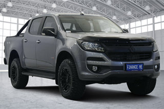 2017 Holden Colorado RG MY18 LTZ Pickup Crew Cab Grey 6 Speed Sports Automatic Utility.