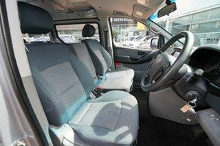 2017 Hyundai iLOAD TQ Series II (TQ3) MY1 3S Liftback Grey 5 Speed Automatic Van