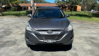 2013 Hyundai ix35 LM2 Active Grey 6 Speed Sports Automatic Wagon.