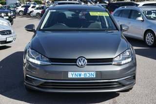 2018 Volkswagen Golf 7.5 MY18 110TSI DSG Comfortline Grey 7 Speed Sports Automatic Dual Clutch Wagon.