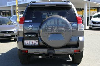 2013 Toyota Landcruiser Prado KDJ150R Altitude Graphite 5 Speed Sports Automatic Wagon