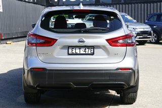 2018 Nissan Qashqai J11 Series 2 ST X-tronic Silver 1 Speed Constant Variable Wagon