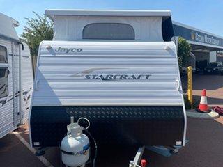 2013 Jayco Starcraft Caravan.