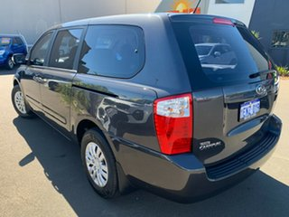 2014 Kia Grand Carnival VQ MY14 S Grey 6 Speed Sports Automatic Wagon.