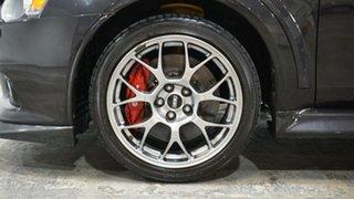 2014 Mitsubishi Lancer CJ MY15 Evolution TC-SST MR Black 6 Speed Sports Automatic Dual Clutch Sedan