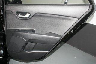 2017 Kia Rio YB MY17 S Black 4 Speed Sports Automatic Hatchback
