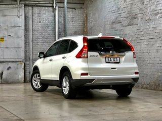 2016 Honda CR-V RM Series II MY17 VTi-S White 5 Speed Sports Automatic Wagon