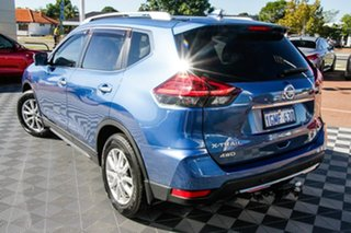 2018 Nissan X-Trail T32 Series II ST-L X-tronic 4WD Blue 7 Speed Constant Variable Wagon.
