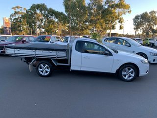 2010 Ford Falcon FG Super Cab 6 Speed Automatic Cab Chassis