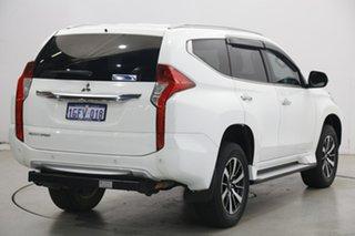 2016 Mitsubishi Pajero Sport QE MY17 GLS White 8 Speed Sports Automatic Wagon
