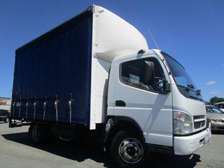 2009 Mitsubishi Fuso PANTEC White Truck