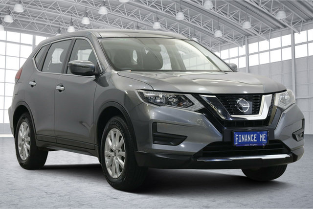 Used Nissan X-Trail T32 Series II ST X-tronic 4WD Victoria Park, 2019 Nissan X-Trail T32 Series II ST X-tronic 4WD Grey 7 Speed Constant Variable Wagon