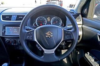 2014 Suzuki Swift FZ MY14 GL Silver 5 Speed Manual Hatchback