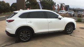 2020 Mazda CX-9 TC Azami SKYACTIV-Drive Snowflake White Pearl 6 Speed Sports Automatic Wagon