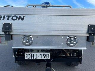 2016 Mitsubishi Triton GLX White Manual Dual Cab Utility
