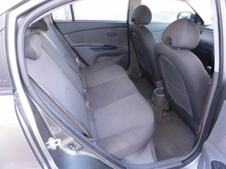 2010 Kia Rio JB MY10 SI Grey 5 Speed Manual Hatchback