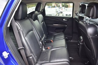 2012 Dodge Journey JC MY12 R/T Blue 6 Speed Automatic Wagon